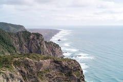 Whatipu Coast Royalty Free Stock Image