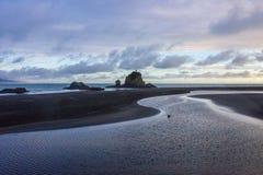 Whatipu regional park royalty free stock photo