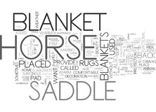 Whats That Under Your Saddle Word Cloud. WHATS THAT UNDER YOUR SADDLE TEXT WORD CLOUD CONCEPT Royalty Free Stock Image