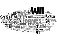 Whats Up With Wiiword Cloud Stock Photos