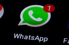Whatsapp royalty free stock photo
