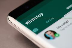 Free Whatsapp Chat Menu Stock Images - 137555924