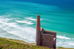 Wheal Coates Cornwall England Royalty Free Stock Image