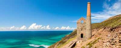 Wheal Coates Cornwall England Royalty Free Stock Images
