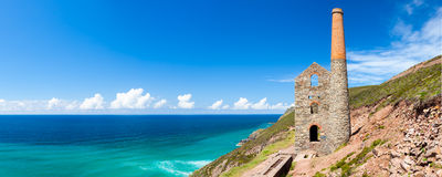 Wheal Coates Cornwall England Royalty Free Stock Photography