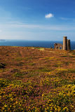 Wheal Coates Mine. On the north coast of Cornwall Stock Photo