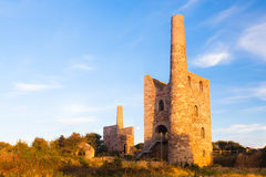 Wheal Peevor Stock Images