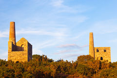 Wheal Peevor Royalty Free Stock Images