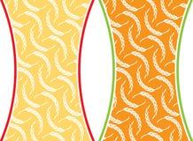 Wheat. Theme Mix Design Art work royalty free illustration