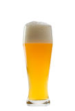 Wheat beer Stock Image