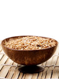 Wheat Bowl Royalty Free Stock Images
