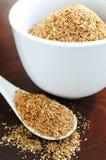 Wheat bran Royalty Free Stock Photo