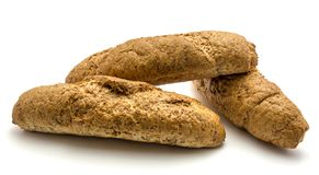 Bran bread Royalty Free Stock Images