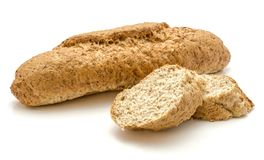 Bran bread Stock Photo