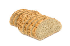 Wheat Bran Bread With Seeds Royalty Free Stock Photography