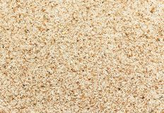 Wheat bran as a background royalty free stock photos