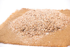 Wheat bran Stock Image