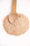 Wheat bran Royalty Free Stock Image