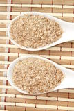 Wheat bran Stock Photography