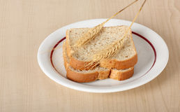 Wheat Bread Royalty Free Stock Photos