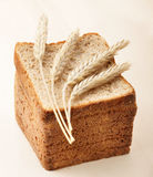 Wheat bread Stock Image