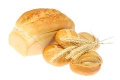 Wheat bread. Royalty Free Stock Photo