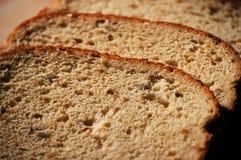 Wheat bread. Shown up close Stock Image