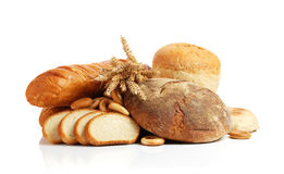 Wheat and bread Royalty Free Stock Photo