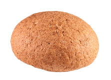 Wheat bread with bran Stock Images