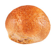 Wheat bread with bran Royalty Free Stock Photo
