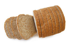 Wheat Bread Loaf Stock Photography