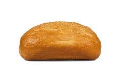 Wheat bun with bran Royalty Free Stock Photo