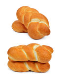 Wheat buns Royalty Free Stock Images