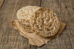 Wheat Cakes. Unleavened Bread