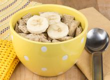 Wheat cereal Royalty Free Stock Images