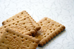 Wheat Cookies stock photography