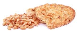 Wheat cookies Stock Photo