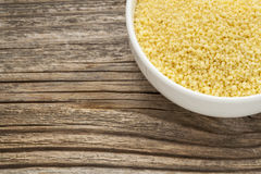Wheat couscous Stock Photos