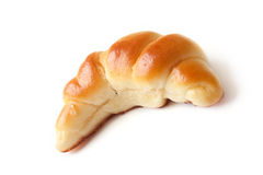 Wheat croissant Royalty Free Stock Photos