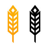 Wheat Ears Icons Royalty Free Stock Photo
