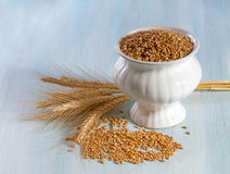 Wheat ears Royalty Free Stock Photos