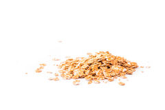 Wheat flakes Royalty Free Stock Images