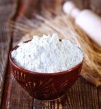 Wheat flour Royalty Free Stock Photos