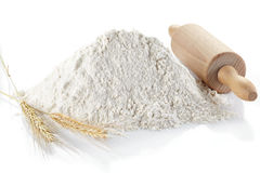 Wheat flour Royalty Free Stock Images