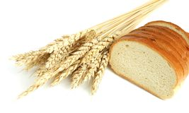 Wheat and grain Royalty Free Stock Photos