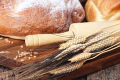 Wheat Grain Stock Photography
