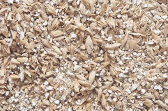 Wheat grain milled ground Royalty Free Stock Photography