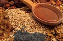 Wheat groats Royalty Free Stock Image