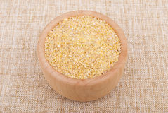 Wheat groats. Stock Photos