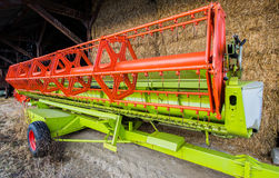 Wheat Harvester II Royalty Free Stock Image
